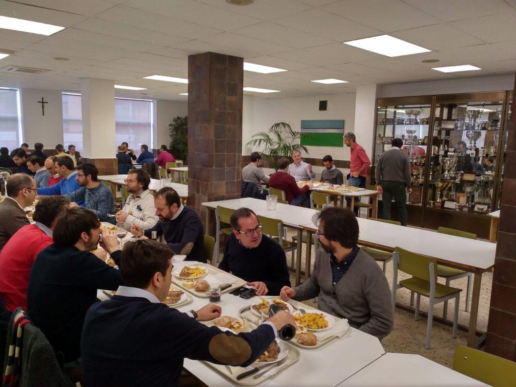 Encuentro Generacional 89-98. Comedor - 3